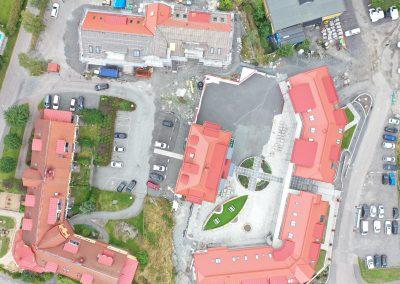 Solgården above